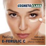 Peeling E-Ferulic C: Tratamento de olheiras melânicas